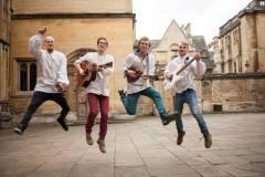 """Grupė """"Kūjeliai"""": jaunatviška muzika, išaugusi ant folkloro pamatų"""