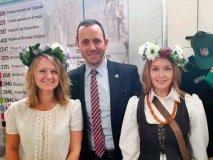 Lietuva pristatoma kasmetinėje Kultūrų mugėje Meksikoje