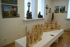 Telšiuose pristatomos geriausių liaudies menininkų darbų kolekcijos