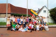 Vokietijos lietuviai puoselėja tautinį paveldą