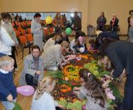 """""""Eigulių aukuro"""" bendruomenė šventė Rudens lygiadienį"""
