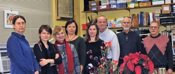 LTSC darbuotojai ir mūsų pagalbininkai