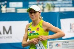 Lietuvos penkiakovininkė – pasaulio taurės III etapo varžybų laimėtoja