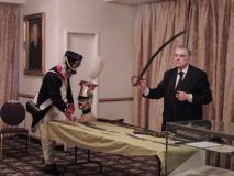 Balzeko lietuvių kultūros muziejuje – Napoleono I epochos atgarsiai