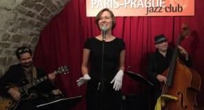 Įspūdingas Viktorijos Gečytės kvarteto pasirodymas Paryžiaus džiazo festivalyje