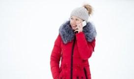 Kaip apsaugoti telefono bateriją nuo šalčio