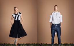 Naujausia Dianos Vapsvės drabužių kolekcija – drąsioms ir nebijančioms išsiskirti iš minios