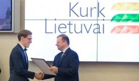 """""""Kurk Lietuvai"""" plečiasi ir skelbia naujų dalyvių atranką"""