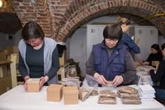 Pasaulio lietuviams į beveik 30 šalių buvo išsiųstos simbolinės dovanos