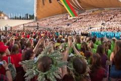Dainų šventė į milžinišką chorą sukvies daugiau nei 12 tūkstančių dainininkų