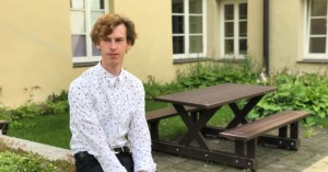 Septyniomis kalbomis laisvai šnekantis Vincentas sustoti mokytis net neketina
