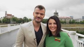 Lietuvos himnas liepos 6-ąją skambės prie Baltojo tilto