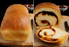 Duona su čoriso dešra