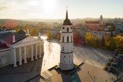 Vilnius ruošiasi 700 metų jubiliejui: kviečia siūlyti idėjas