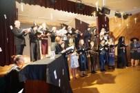 Hario Poterio herojai Užpalių kultūros centre pradangino chorą AVE VITA