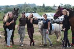 Žolinė Užpaliuose sutraukė žirgų mylėtojus ir netradicinių pramogų mėgėjus