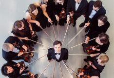 """""""Šimtmečio garsai"""": trijų orkestrų koncertas sujungs Baltijos šalis"""