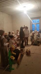Anykščių r. Svėdasų gimnazijos inscenizuotas pasakojimas apie duoną