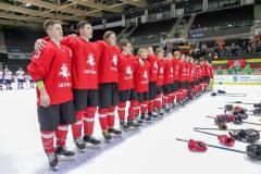 Lietuvos ledo ritulio rinktinė iškovojo pasaulio U-20 IIA diviziono sidabro medalius