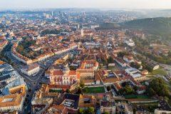"""Vilnius – antras """"Financial Times"""" išmaniųjų ateities vietovių reitinge"""