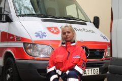 Medikė Marija Valentinaitytė – apie sunkius likimo smūgius ir begalinį norą padėti kitiems