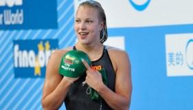 Sportinę karjerą baigianti Rūta Meilutytė dėkoja visiems ją palaikiusiems