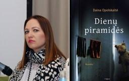 Daina Opolskaitė – Europos Sąjungos literatūros premijos laureatė