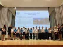 Pasauliniame švietimo konkurse Lietuvos trečiokų projektas paskelbtas nugalėtoju