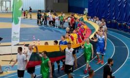 Airijoje surengta pirmoji lietuviška šeimų sporto šventė