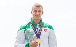 Henrikas Žustautas – pasaulio čempionas!