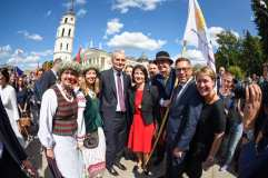 JAV lietuvių bendruomenės atstovų atostogos – lietuvybės išsaugojimo ir puoselėjimo darbams