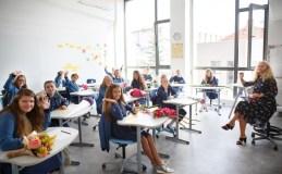 Prestižinei tarptautinei vidurinio ugdymo programai Kaune – pedagogų iš viso pasaulio pajėgos