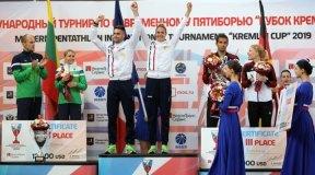 Lietuviai tradiciniame šiuolaikinės penkiakovės turnyre – antri