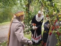 """Kaune vyko vienuoliktasis folkloro festivalis """"Baltų raštai 2019"""""""