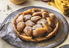 Rudens virtuvė: 3 gardūs obuolių desertai