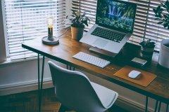 Neįvertinta namų biuro herojė – kėdė