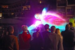 Lietuvių inžinierių išradimas Ispanijoje – vandens ekranas, leidžiantis sukurti įspūdingus šou