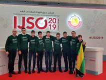 Jaunių gamtos mokslų olimpiadoje Katare – 5 bronzos medaliai