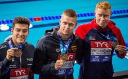 """Europos čempionate triumfavęs Danas Rapšys: """"Tikėkit savimi, nes žmogus ribų neturi"""""""