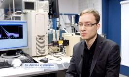 """Metų mokslo žmogumi tituluotas A. Vyšniauskas: """"Moksle prognozuoti yra daug sunkiau nei politikoje"""""""