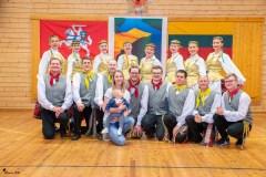 Rogalando lietuviai nuotaikingai ir tautiškai paminėjo Lietuvos nepriklausomybės atkūrimo 30-metį