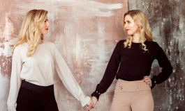 Versle seserys savo skirtumus pavertė stiprybe