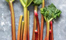 Kuo naudingi rabarbarai? Ledų ir sriubos receptai