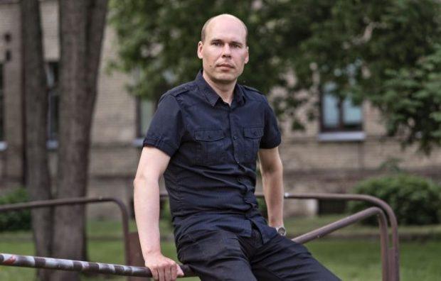 Simas Šakirzanovas. E. Kurausko nuotr.