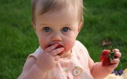 Gydytoja pataria, kaip vasarą stiprinti kūdikio imunitetą