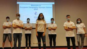 Europos šalių geografijos olimpiadoje – puikūs Lietuvos mokinių rezultatai