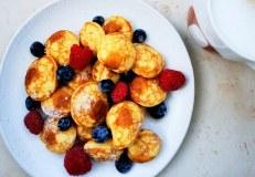 Mini blynai pusryčiams