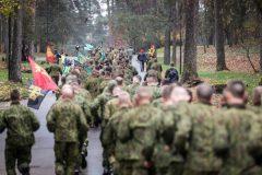"""Virtualiame Lietuvos karių atminimo bėgime """"In Memoriam"""" kviečiami dalyvauti viso pasaulio lietuviai"""