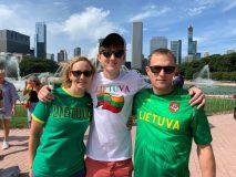 """Čikagos lietuvių """"Rotary"""" klubo prezidentė Renata Kanopka: """"Gyvenimas prasmingesnis padedant kitiems"""""""