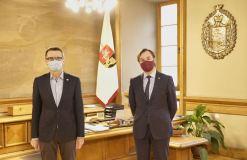Nobelio premijų teikimo savaitę Vilniaus universitetas prof. V. Šikšniui skyrė solidžią dotaciją